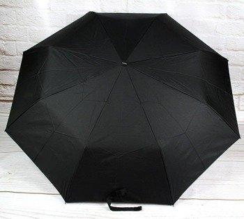 DOPPLER PA71 czarny parasol męski składany półautomatyczny