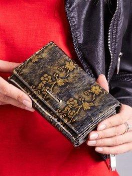 827b61b28b9be Portfele i portmonetki na zatrzask online w sklepie Skorzana.com!
