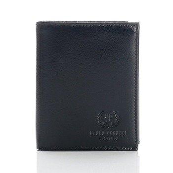 Skórzany portfel męski w pudełku GA35