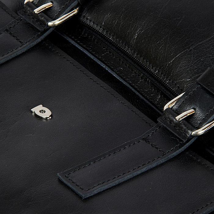 DAAG Jazzy Party 58 skórzany plecak w kolorze czarnym