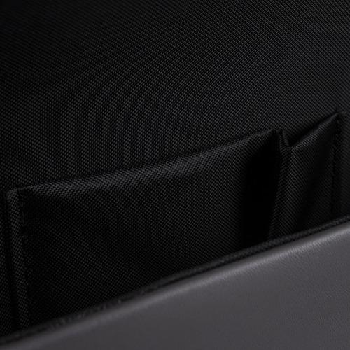 Kopertówka damska Felice F13 MAT ciemnografitowa