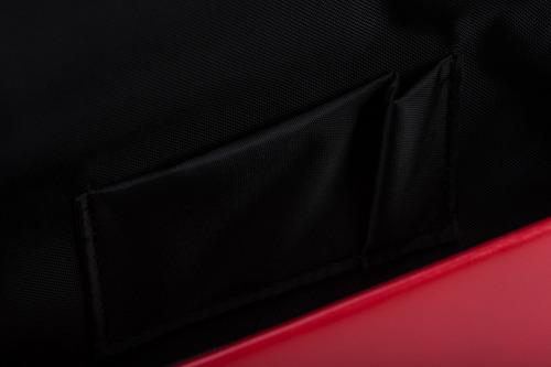 Kopertówka damska Felice F15 MAT czerwona