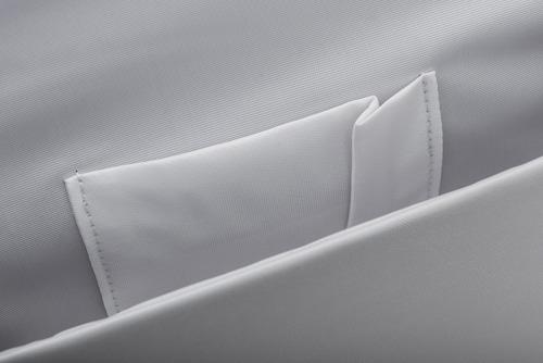 Kopertówka damska Felice F15 MAT jasnoszara