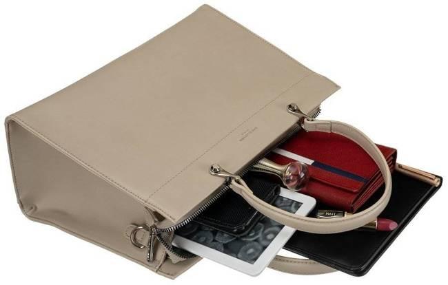 Kuferek beżowy David Jones CM6059 BEIGE