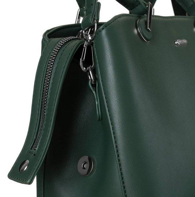 Kuferek damski c. zielony David Jones CM6001 GREEN
