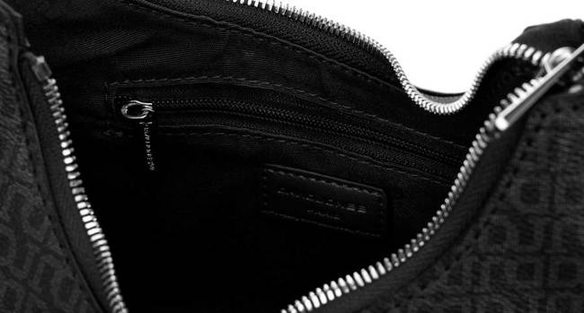 Listonoszka czarna David Jones CH21007 BLACK