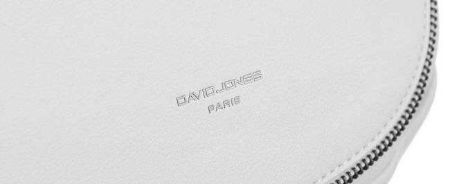 Listonoszka damska biała David Jones CM5736 WHITE