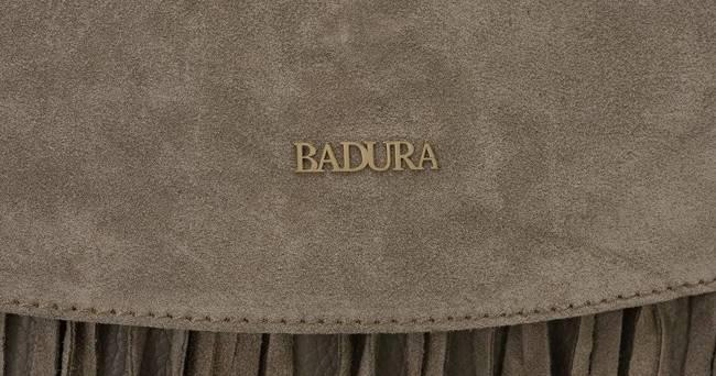 Listonoszka damska boho beżowa Badura T_D184BE_CD