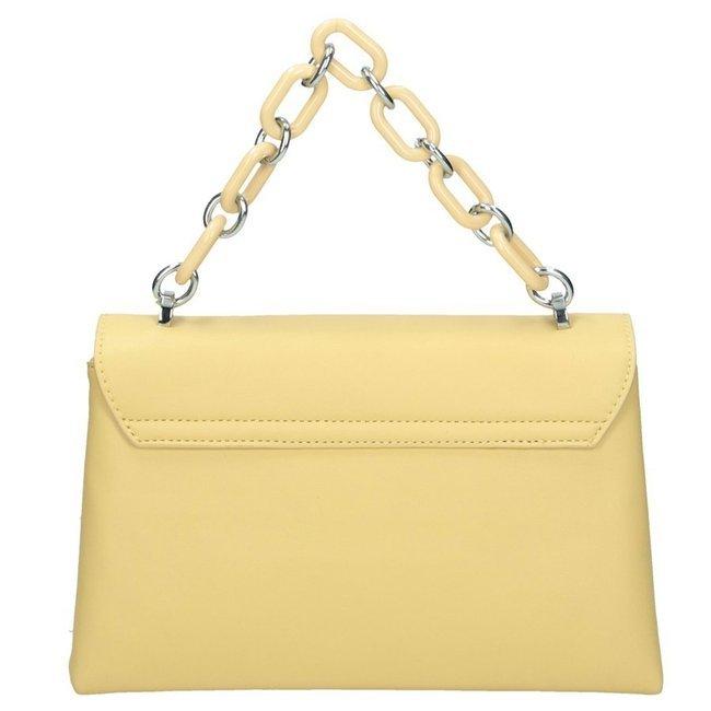 Listonoszka damska torebka NOBO 1560 żółta