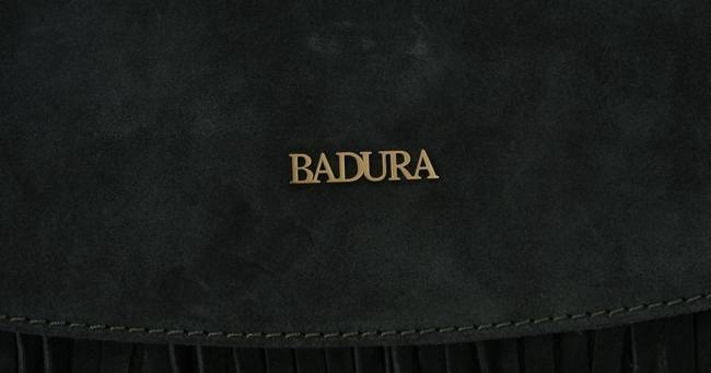 Listonoszka damska zielona Badura T_D184ZI_CD