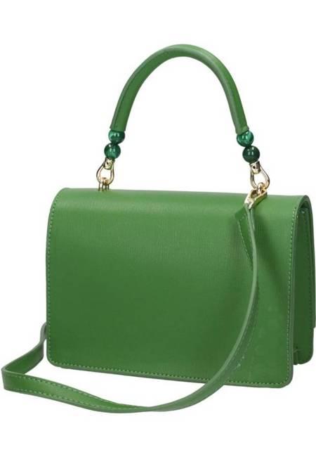 Listonoszka damska zielona Nobo NBAG-K4200-C008