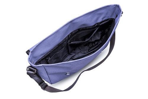 Listonoszka męska torba na ramię S17 KNOCK niebieska