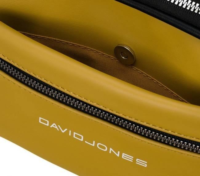 Nerka sportowa żółta David Jones 6208-2 YELLOW