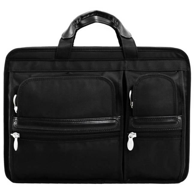 "Nylonowa torba na laptopa 17"" Mcklein Hubbard 58435"