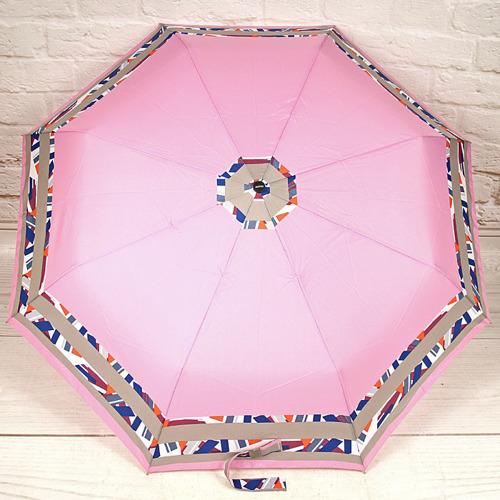 Parasol składany półautomatyczny różowy Doppler PA99