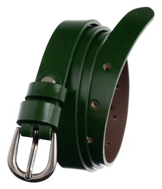 Pasek damski zielony Badura PBD-2-A-105-8501 GRE