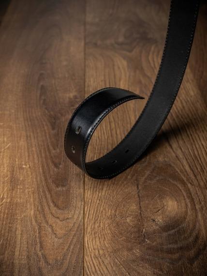 Pasek męski Rovicky PSN-01-SO 110cm czarny