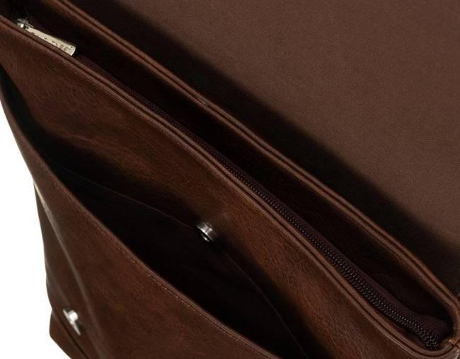 Plecak damski brązowy David Jones  6443-2 BROWN