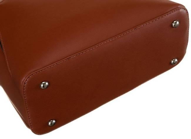 Plecak damski brązowy David Jones CM6031B CIENNA