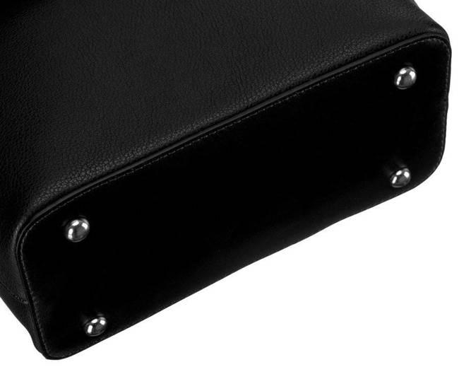 Plecak damski czarny David Jones 6309-2 BLACK