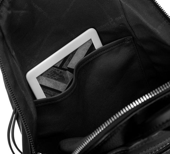 Plecak damski czarny David Jones 6607-2A BLACK
