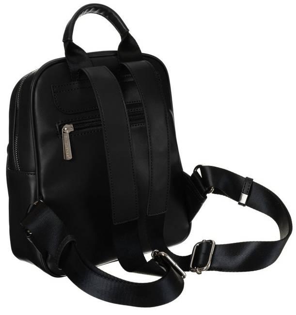 Plecak damski czarny David Jones CM6072 BLACK