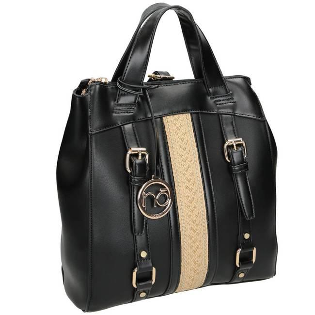 Plecak damski czarny NOBO NBAG-K0590-C020