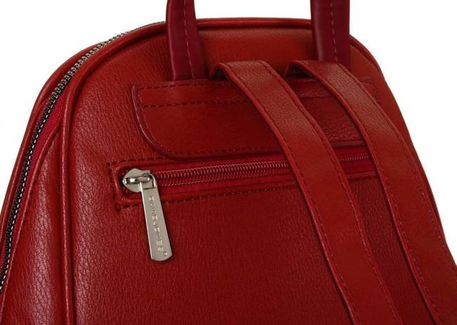 Plecak damski czerwony David Jones CM6014 RED