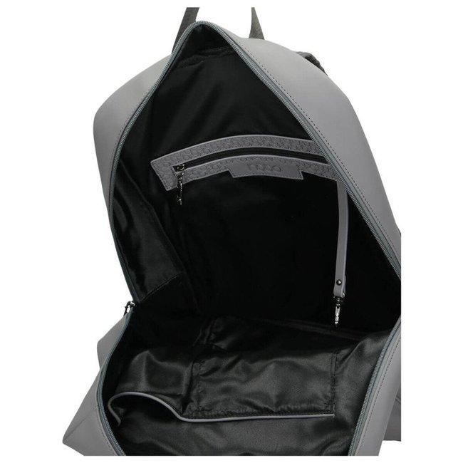 Plecak damski szary NOBO NBAG-I2510-C019