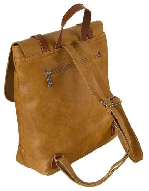 Plecak damski żółty David Jones 6443-2 YELLOW