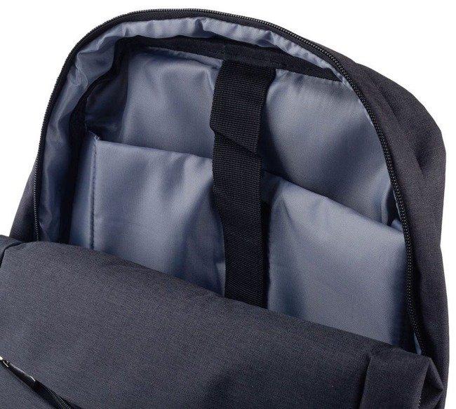 Plecak męski czarny Rovicky NB9704-4368 BLACK
