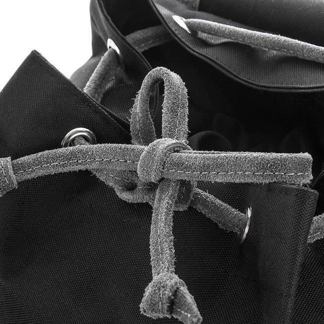 Plecak skórzany vintage Paolo Peruzzi A11-PP j.brąz