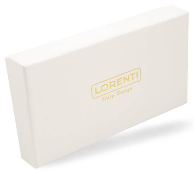 Portfel damski Lorenti 76111-NIC RFID L.BLU błękitny