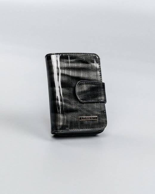 Portfel damski Lorenti czarny 76115-SP BLACK