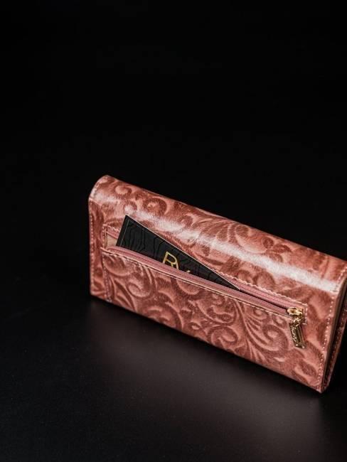 Portfel damski Rovicky różowy 8802-JXW PINK