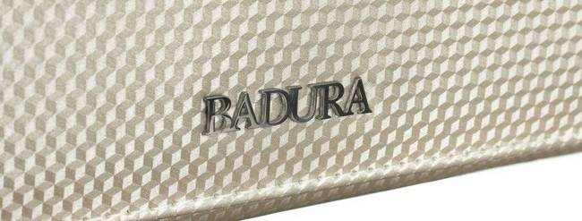Portfel damski beżowy Badura B-43878P-SBR