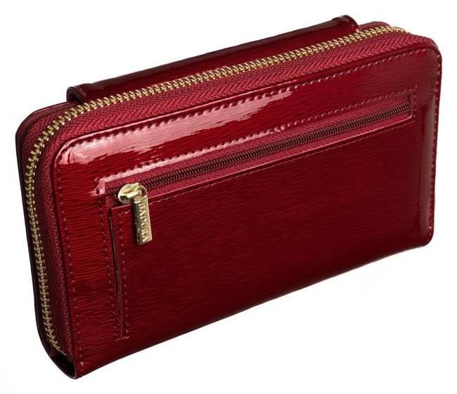 Portfel damski czerwony Badura  B-8808P-SH RED