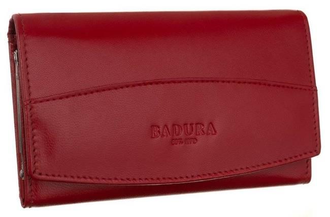 Portfel damski czerwony Badura  PO_D112CR_CE