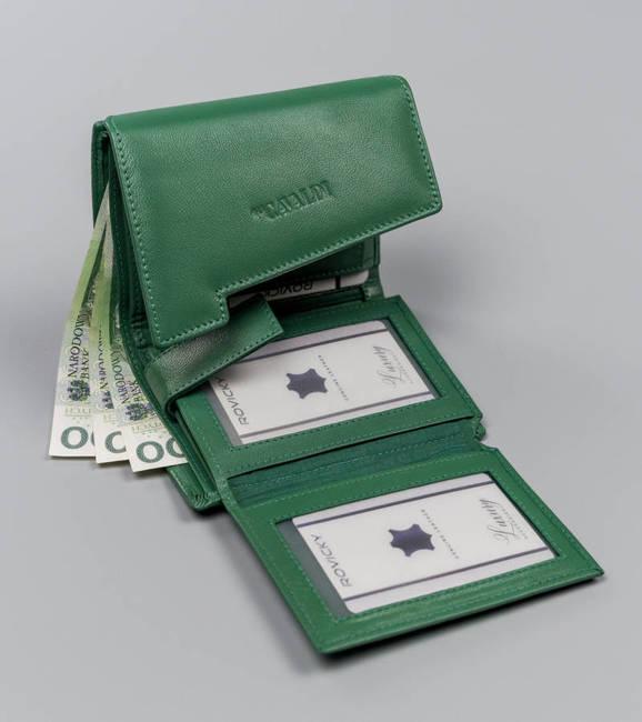 Portfel damski zielony Cavaldi RD-DB-05-GCL-8706 TU