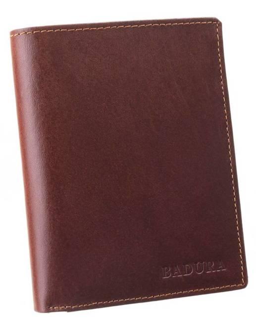 Portfel męski brązowy Badura PO_M029BR_CE