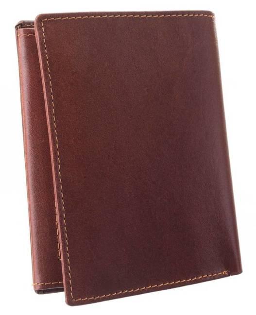Portfel męski brązowy Badura PO_M033BR_CE