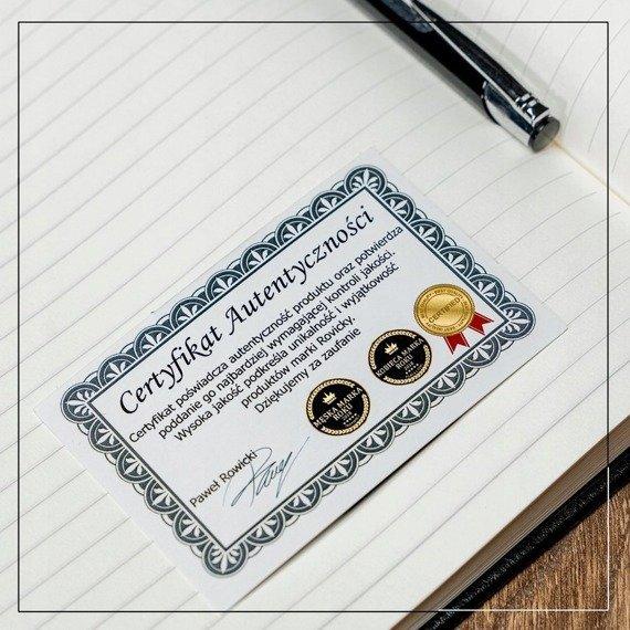 Portfel męski brązowy Buffalo Wild N1186L-HP-5007 RUST