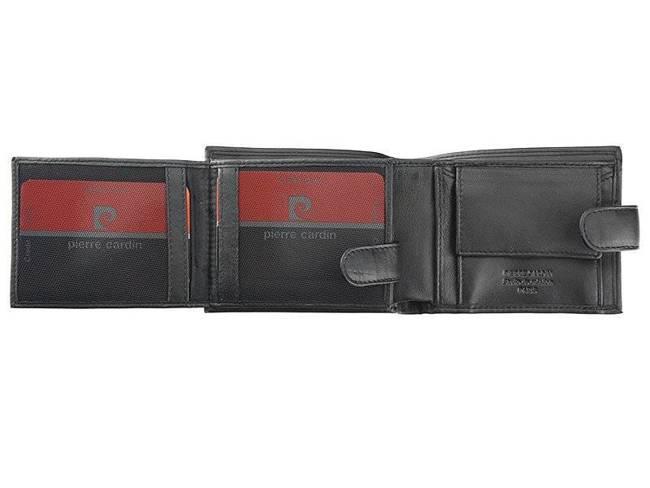 Portfel męski czarny Pierre Cardin 323A TILAK09 NERO
