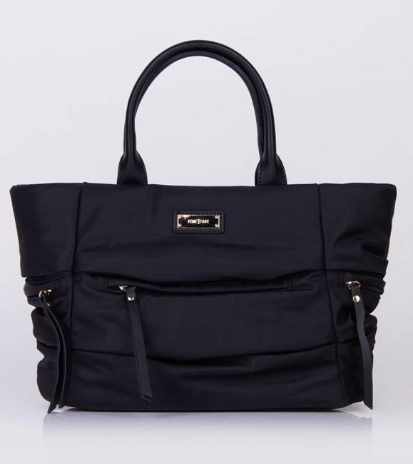 Shopper bag czarny FemeStage BAG2600-020