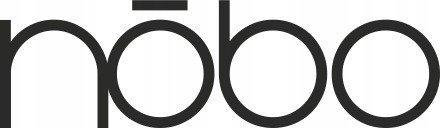Shopper damski biało-czarny NOBO NBAG-I1300-C000