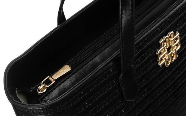 Shopper damski czarny David Jones BAG1730-020