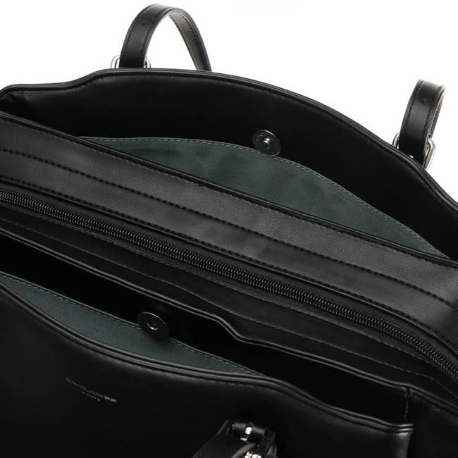 Shopperka czarna David Jones CM6002 BLACK