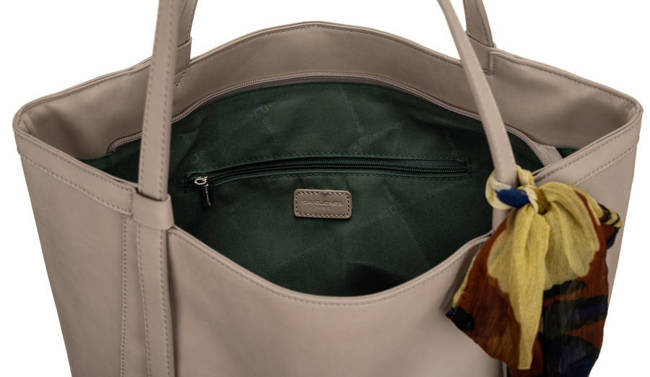 Shopperka szara David Jones CM6101 GREY