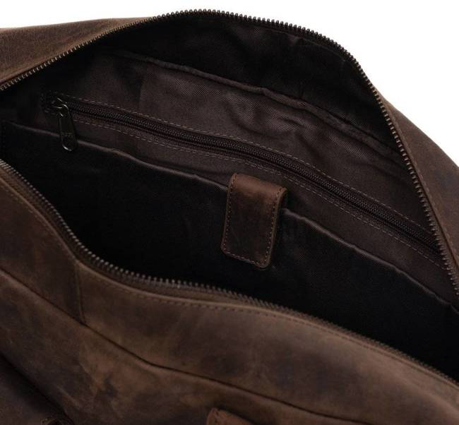 Torba na laptopa Always Wild brązowa LAP-15603-TGH-NL BRO