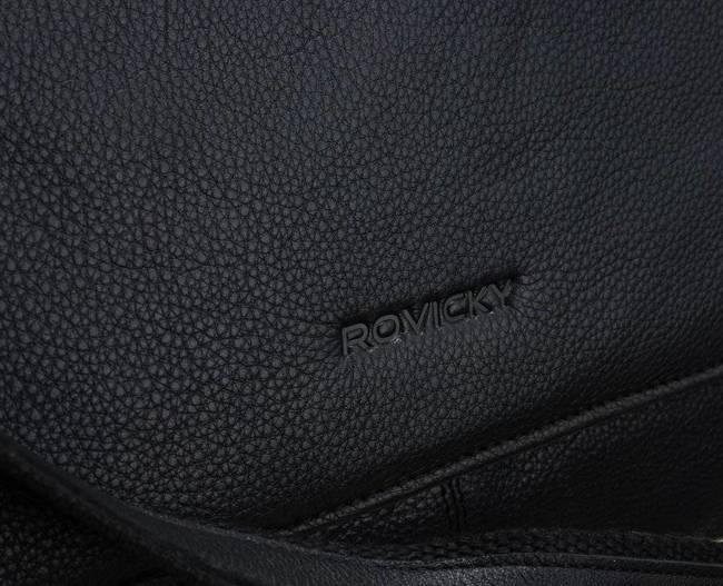 Torba na laptopa czarna Rovicky R-8173-NDM-9578 BLACK